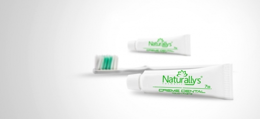 Creme Dental Naturalys 7g